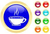 Иконка для сайта о кофе