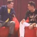 Гарик Бульдог Харламов и Тимур Каштан Батрутдинов в сценке Кофе и Чай от камеди клаб