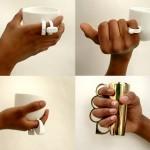 Чашки с кольцами