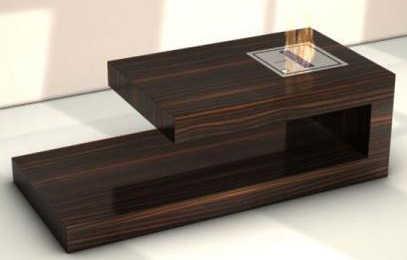 Камин в кофейном столике