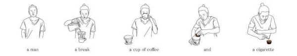 Правила пользования пепельницей из кофе