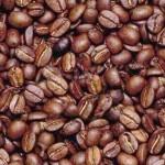 Тест на зернах кофе