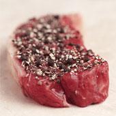 Мясо для барбекю, маринованное кофе со специями