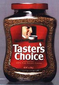 Банка кофе Тестер выбор