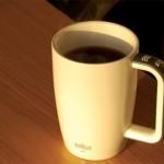 Чашка кофе для слабовидящих