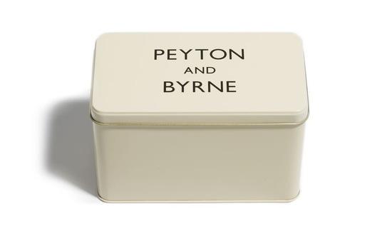 Дизайн упаковки от peyton and byrne