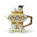 Необычный чайник в стиле кофе