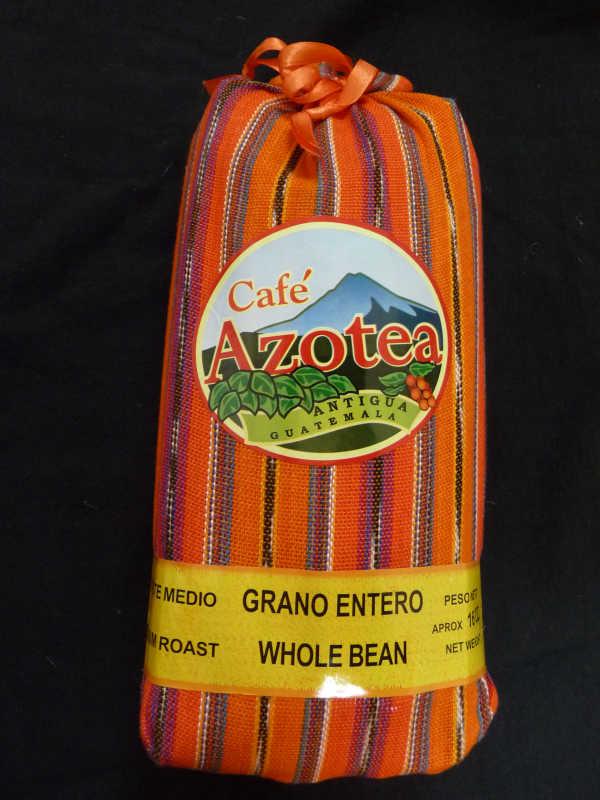 Национальный дизайн упаковки кофе из Гватемалы