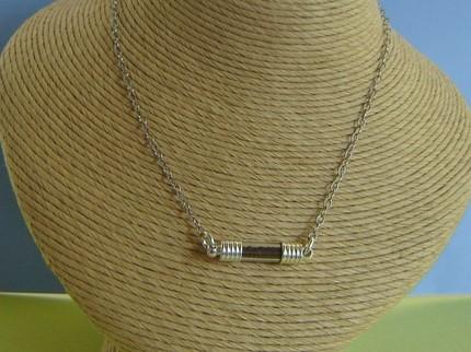 фото ожерелья с кофейными зернами