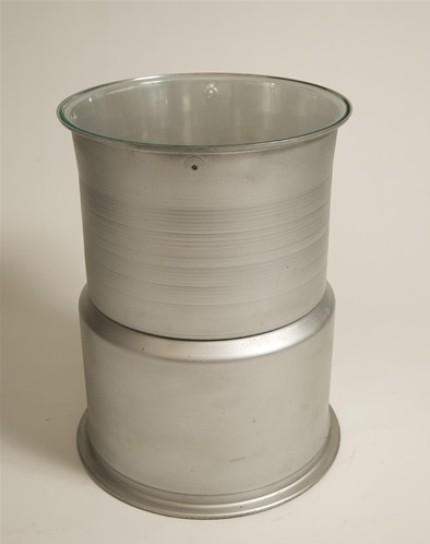 Кофейный столик из дисков для колес