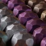 Драгоценные камни из шоколадных конфет