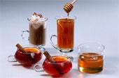 Мед в кофе