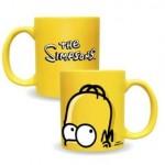 Чашка Симпсоны