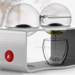новый кофейник и чайник Bodum